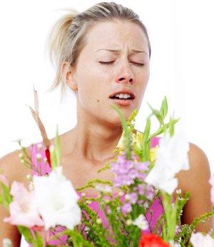 аллергия на пыльцу помидоров