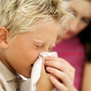 Лечение острых респираторных заболеваний у детей