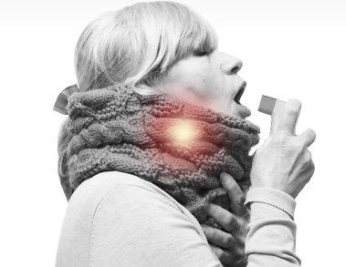 бронхиальная астма по федосееву