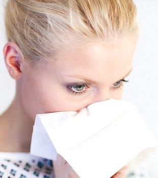 Лечение аллергии в горле